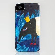 Prom queen iPhone (4, 4s) Slim Case