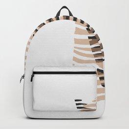 If zebras had horns Backpack