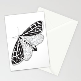 Virgin Tiger Moth Stationery Cards