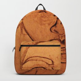 What Comes Before, What Lies Beneath Backpack