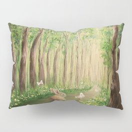 Lost & Found Pillow Sham