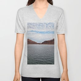 Lake Powell Unisex V-Neck