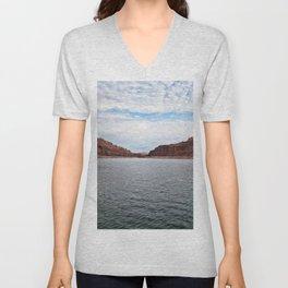 Lake Powell Unisex V-Neck