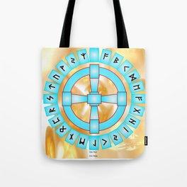 Odins Portal Tote Bag