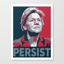 #Persist Canvas Print