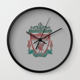 LiverpoolFC Wall Clock