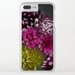 Delight Clear iPhone Case