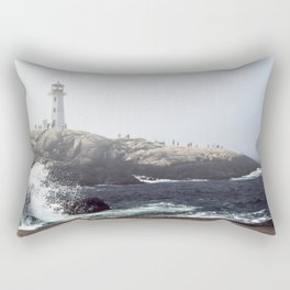 Peggy's cove Rectangular Pillow