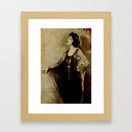 Constance Talmadge Framed Art Print