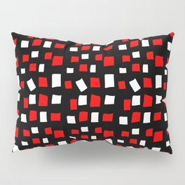 rectangle and abstraction 4-mutlicolor,abstraction,abstract,fun,rectangle,square,rectangled,geometri Pillow Sham