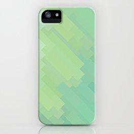 A Q U A iPhone Case