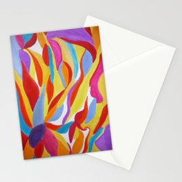 Divine Flowers Stationery Cards