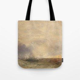 Turner's perfect Storm Tote Bag