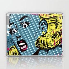 THRILLING MYSTERY Laptop & iPad Skin