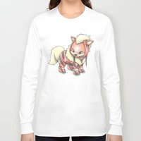 projectrocket Long Sleeve T-shirts featuring K-9 Unit by Randy C