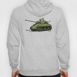 Dogs of War: Sherman Tank Hoody