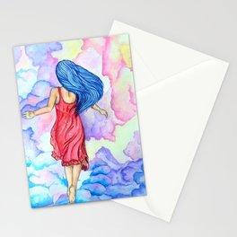 Siamo fatti della stessa sostanza dei sogni Stationery Cards