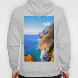 North Na Pali Coast Hoody