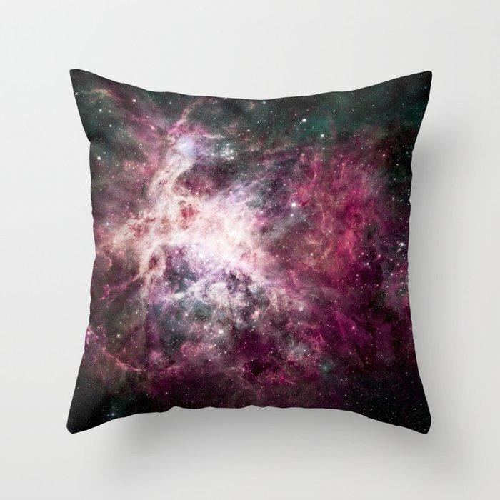 Nebula 25M Throw Pillow