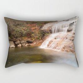 Graveyard Fields Lower Falls Rectangular Pillow
