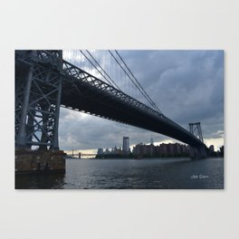 Capture 3 in 1 Canvas Print