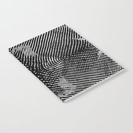 Frost Design Studio - Line Pattern Notebook