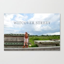 Witcover Street - Title Canvas Print