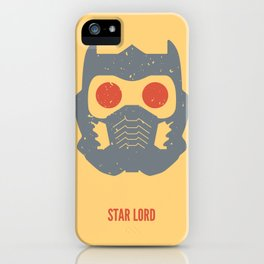 Star-Lord iPhone Case