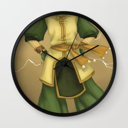 Best Earthbender Wall Clock