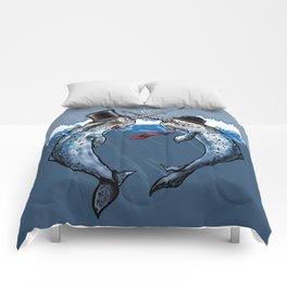 Gentlemen's Duel Comforters