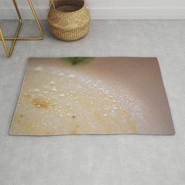 Oil in the plate Rug