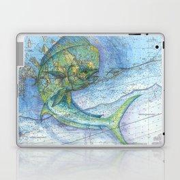 Keys Mahi Mahi  Laptop & iPad Skin