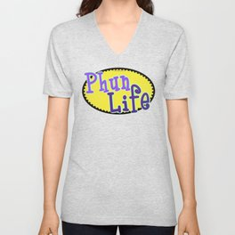 Phun Life Unisex V-Neck