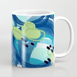 Abstract Oceana Coffee Mug