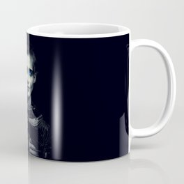 Desert Warrior - Nadja Auermann Coffee Mug
