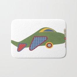 Kids Airplane Bath Mat