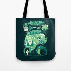 Adventure Comics Tote Bag