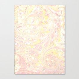 ebru Canvas Print