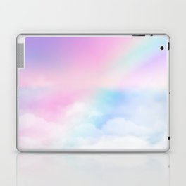 Pretty Rainbow Laptop & iPad Skin