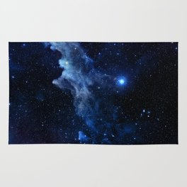 Galaxy - Witch Head Nebula Rug