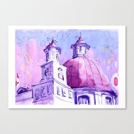 20160826-2 Gereja Blanduk Canvas Print