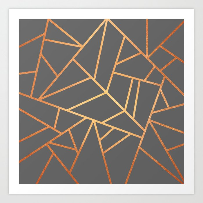 Copper And Grey