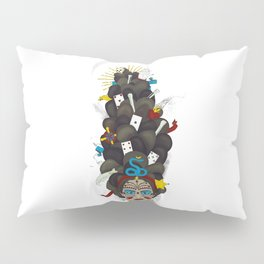 The Voodoo Queen Pillow Sham
