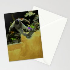 Skateboarding Fool Stationery Cards