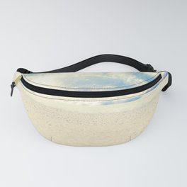 Beach Gold Fanny Pack