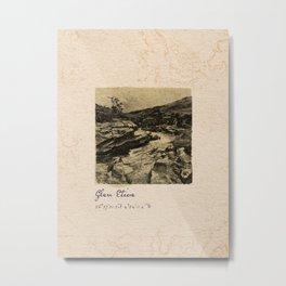TRAVEL JOURNAL / Scotland, Glen Etive Metal Print