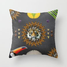 ▲ KWATOKO ▲ Throw Pillow
