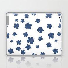Hawaiian Tropical Florals Laptop & iPad Skin