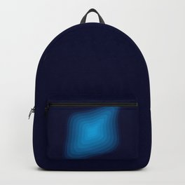 Space blue Backpack
