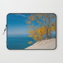 Lake Michigan Vista - Sleeping Bear Dunes Laptop Sleeve
